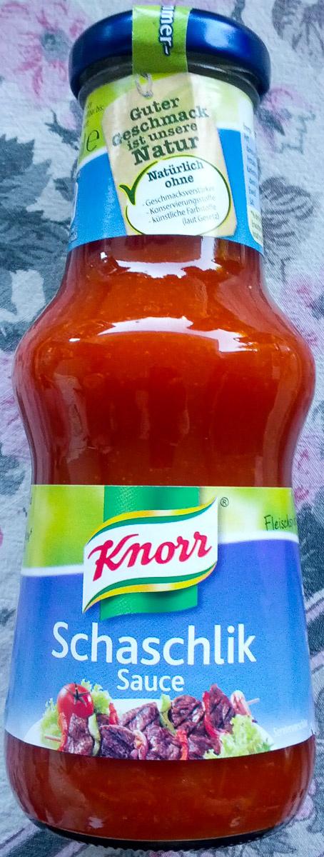 Schaschlik Sauce - Produkt
