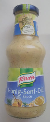 Honig-Senf-Dill Sauce - Product