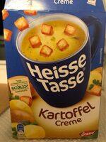 Knorr Heiße Tasse Kartoffelcreme - Product - sq
