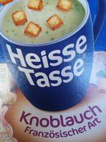 Heisse Tasse knoblauch - Product - fr