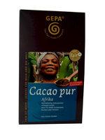 Cacao pur Afrika - Produkt