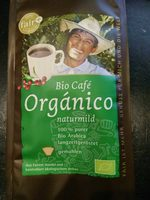 Bio Café Orgánico, gemahlen - Product - de