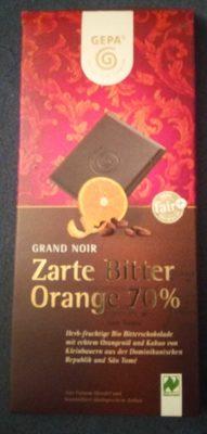 Zarte Butter Orange 70% - Produit - fr