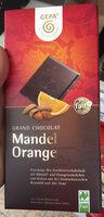 Chocolat mandel orange - Product