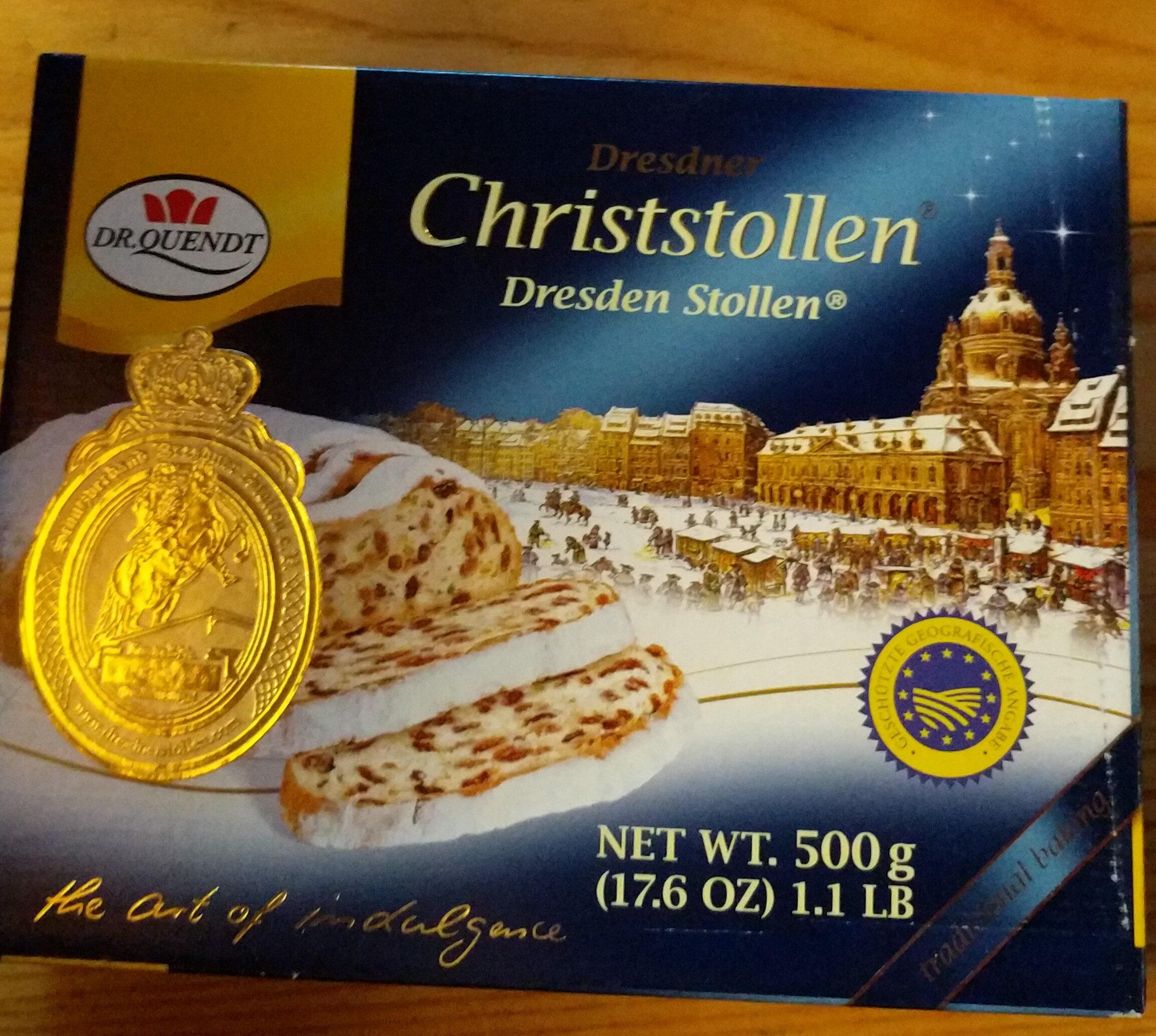 Christstollen - Product - de
