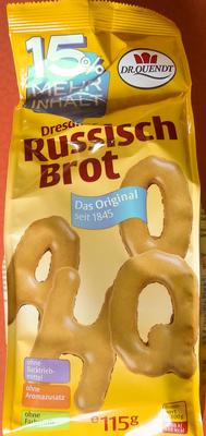 Dresdner Russisch Brot - Produkt - de