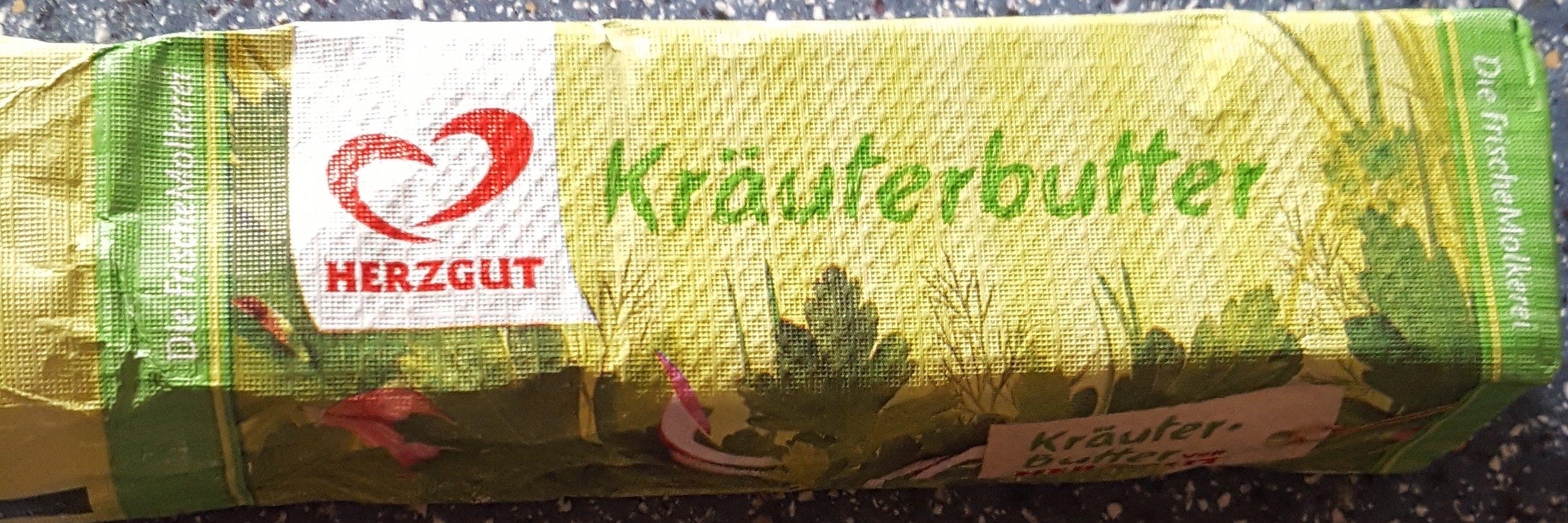Kräuterbutter - Produkt - de