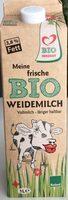 Frische Bio Weidemilch - Produkt - de