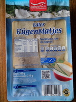 Edler RügenMatjes - Product