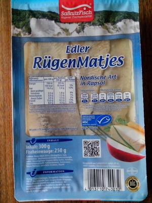 Edler RügenMatjes - Produkt