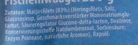 Edler RügenMatjes - Ingredients