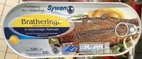 Bratheringe in feinwurziger marinade - Produkt