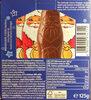 Vollmilch-Schokolade - Produkt