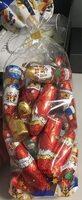 Chocolats père noel Riegelein - Produit - fr