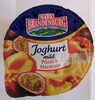 Mark Brandenburg Joghurt mild Pfirsich Maracuja - Produit