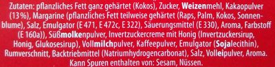 Kalter Hund - Ingrédients - de