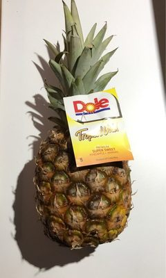 Ananas, Variété Extra Sweet - Ingrédients - fr