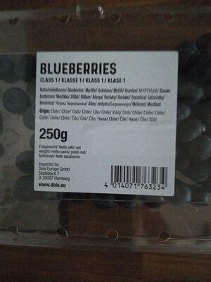 Blaubeeren - Product - de