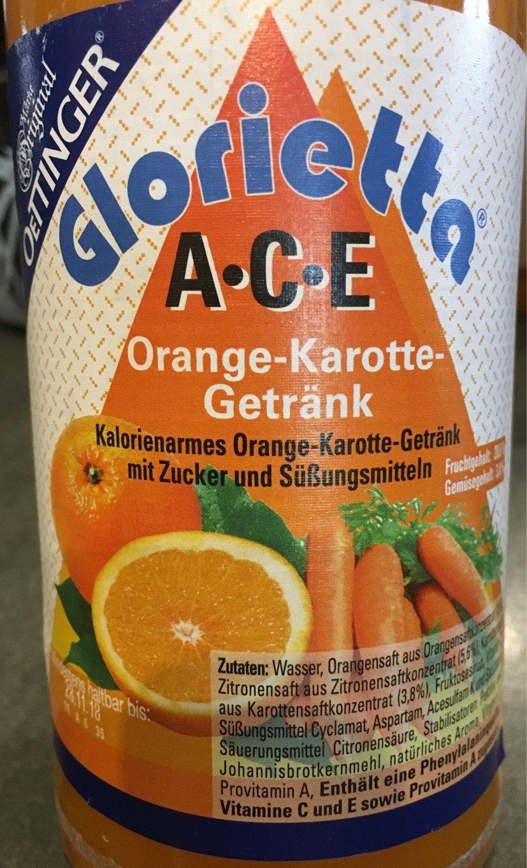 Oettinger Glorietta Ace, Orange Karotte - Product - de