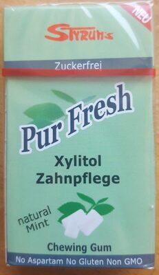 Styrum's Pur Fresh Xylitol Zahnpflege - Prodotto
