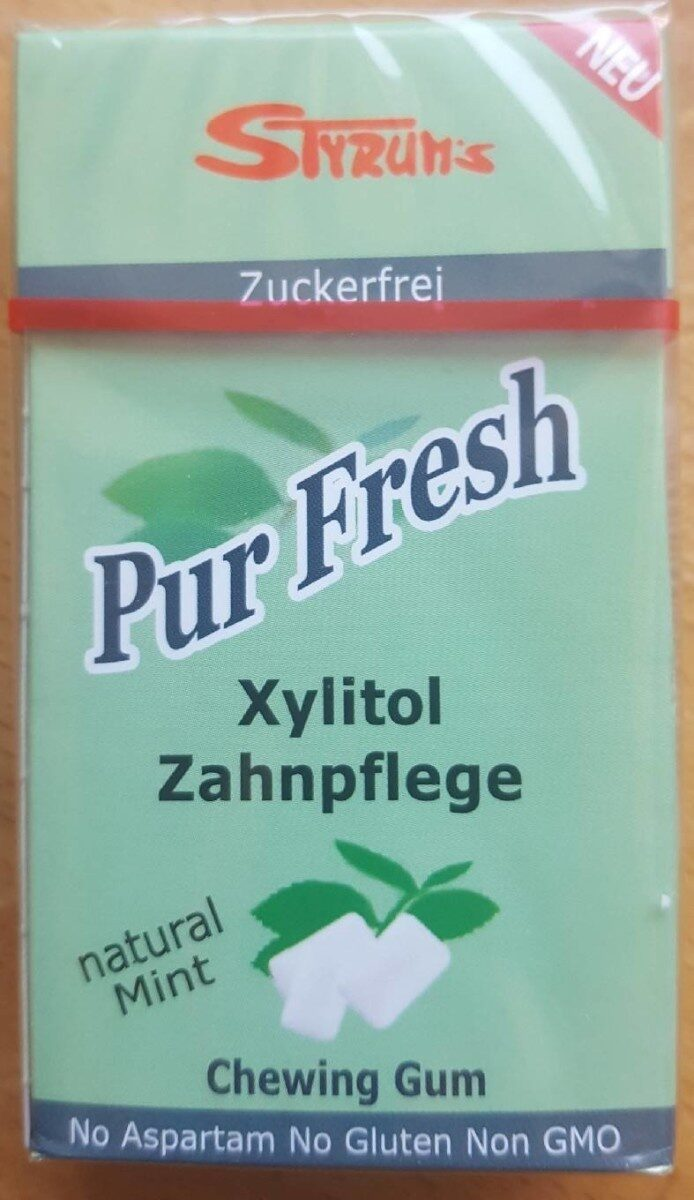 Styrum's Pur Fresh Xylitol Zahnpflege - Prodotto - de