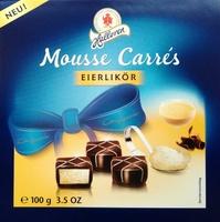 Mousse Carrés - Produkt