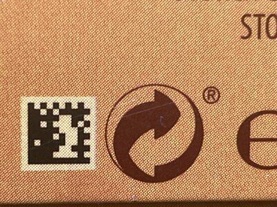 Toffifee - Wiederverwertungsanweisungen und/oder Verpackungsinformationen - de