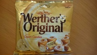 Original classic cream candies - Product - en