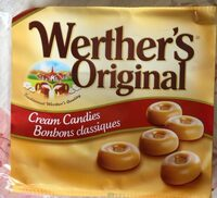 Bonbons à le crème - Product - fr