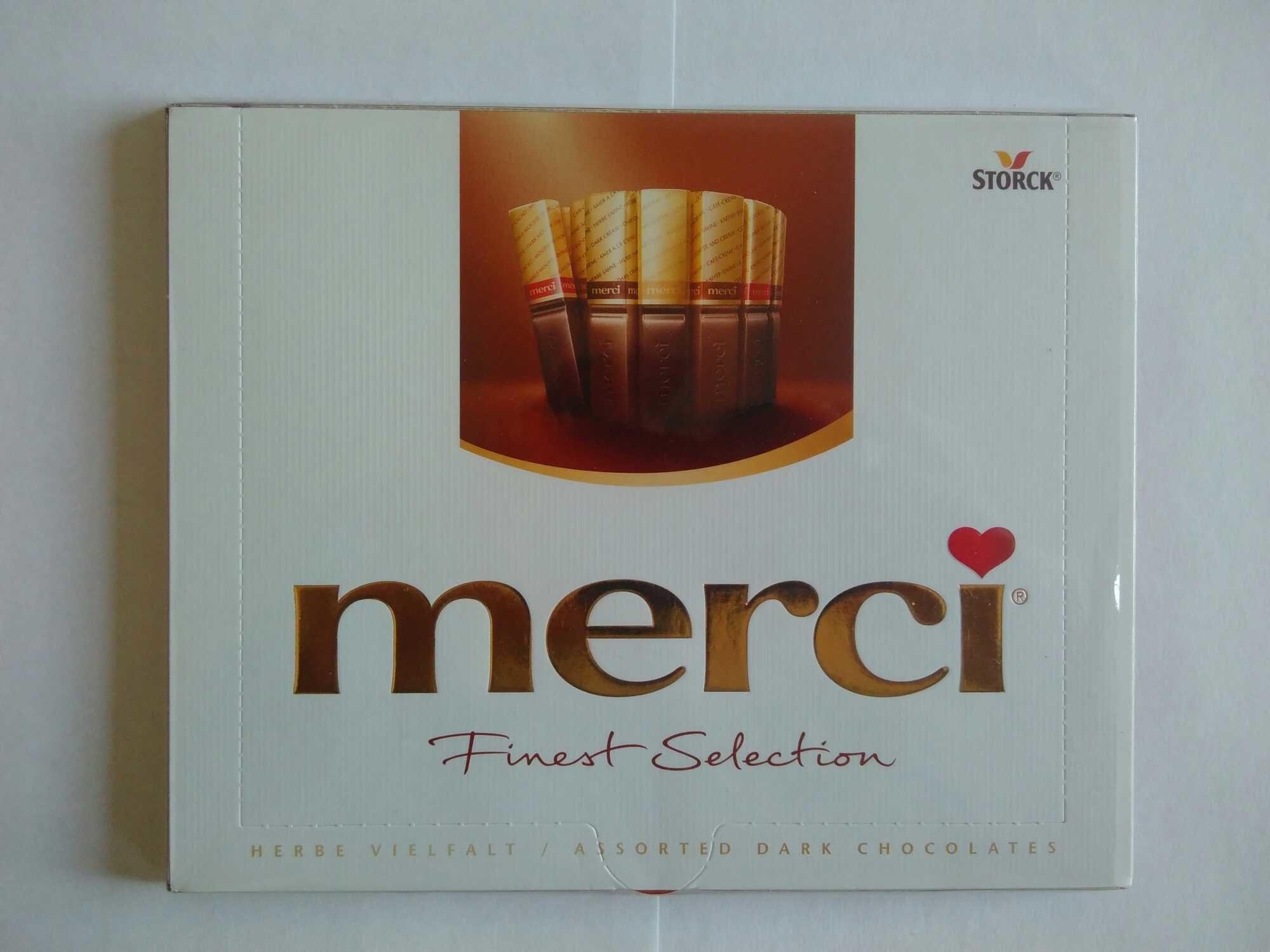 merci Finest Selection Herbe Vielfalt - Produit - fr