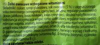 Śmiej żelki kwaśne - Składniki - pl