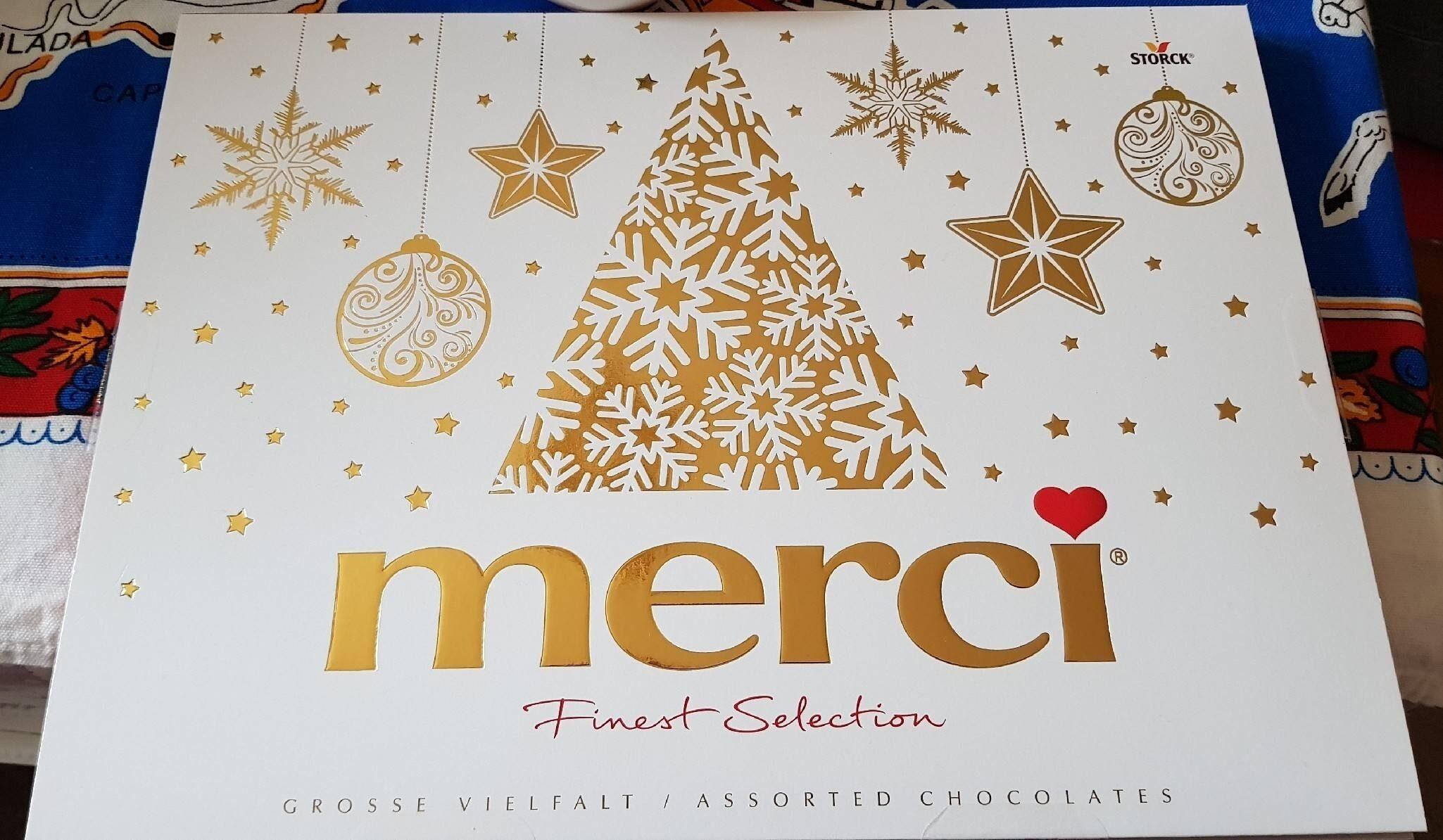 Merci finest selection - Produit - fr