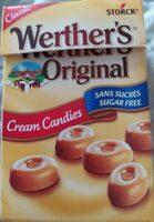 Bonbons à le crème - Prodotto - fr