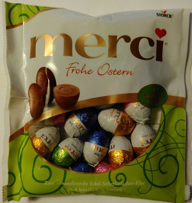 merci Frohe Ostern - Produkt