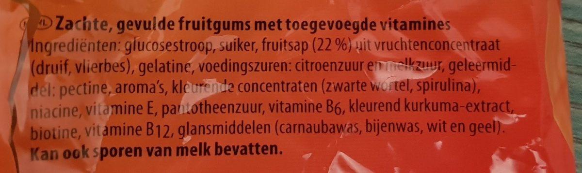 Nimm2 Lachgummi Softies - Ingrédients - de