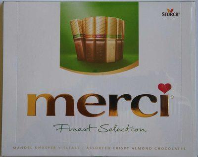Finest Selection Mandel Knusper Vielfalt - Product