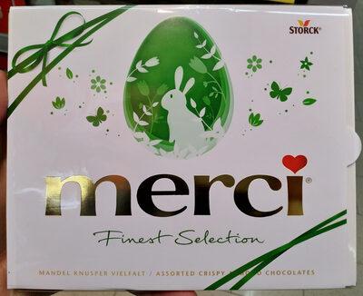 Finest Selection Mandel Knusper Vielfalt - Product - de