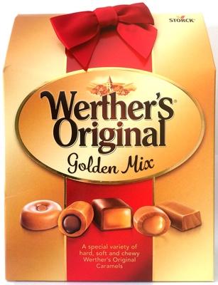 Werther's Original Golden Mix - Produit