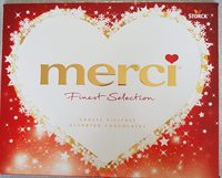 Merci finest sélection - Product - fr