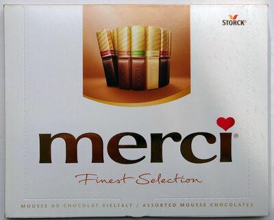 Finest Selection Mousse au Chocolat - Product