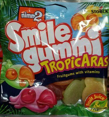 Smile gummi Tropicaras - Product