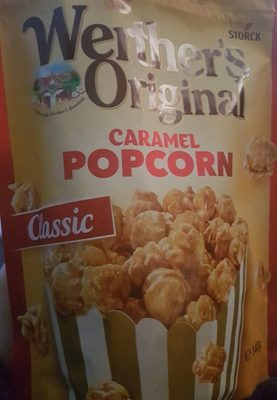 caramel popcorn - Prodotto - de
