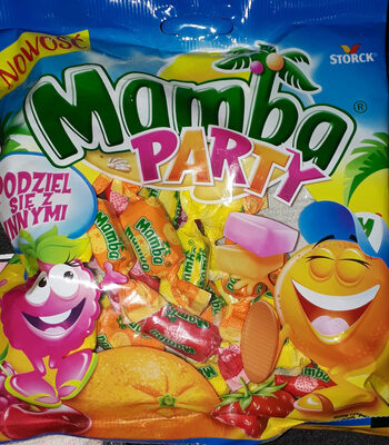 mamba party - Produkt - pl