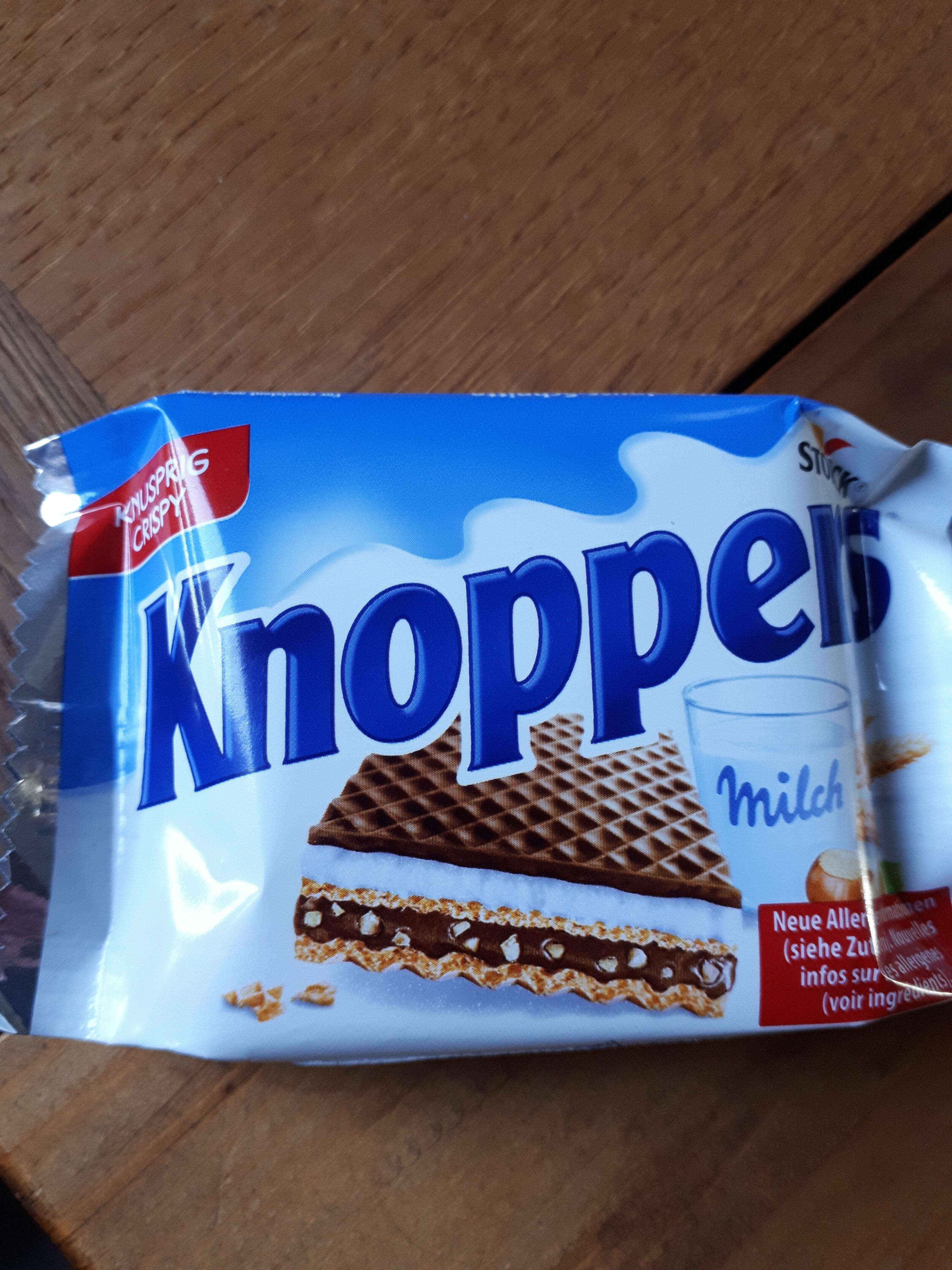 Knoppers - Produkt - de