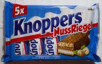 Knoppers NussRiegel - Product - de