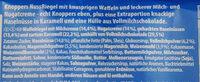 Knoppers NussRiegel - Ingredients - de