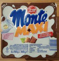 Monte Maxi - Produkt