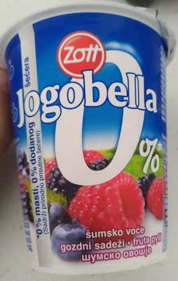 Zott Jogobella 0% - Product - sq