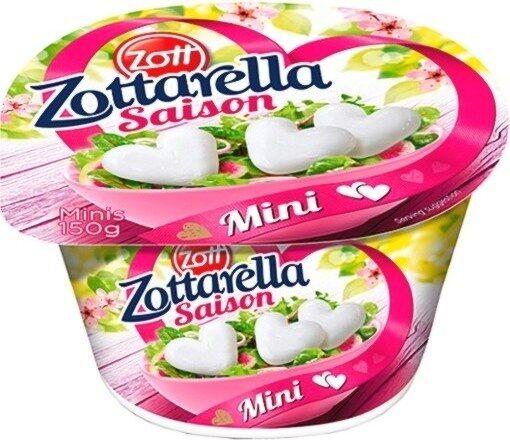 Zottarella Mini, Saison - Prodotto - de