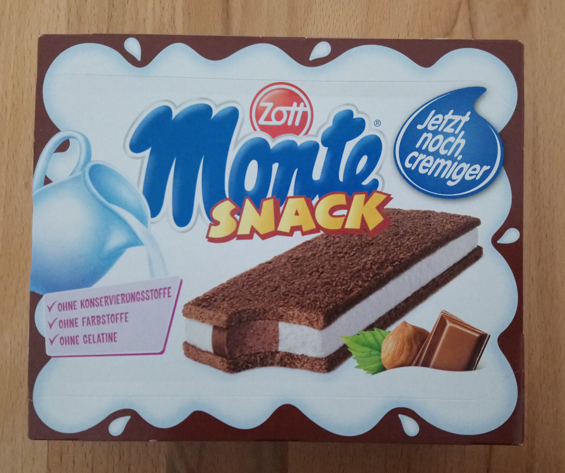 Monte Snack - Product - de